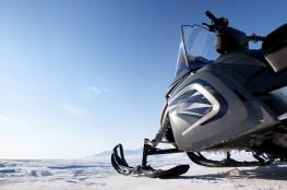 Polańczyk Atrakcja Skutery śnieżne Bieszczady Adventure