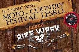 Lesko Wydarzenie zlot motocyklowy 22 Moto - Country Festival